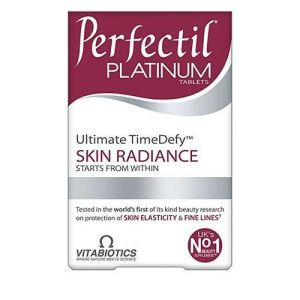 Perfectil Platinum Skin Radiance – 60 Tablets