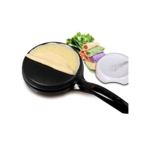 Sokany Electric Pancake Crepe Maker With Batter Basin
