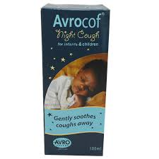 Avrocof Night Cough Syrup