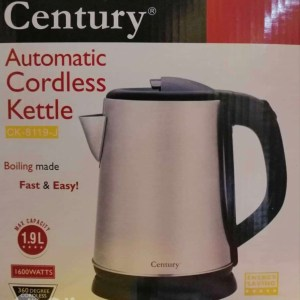 Century Automatic Cordless Kettle