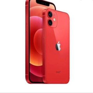 Locked Iphone 12 64gb (red)
