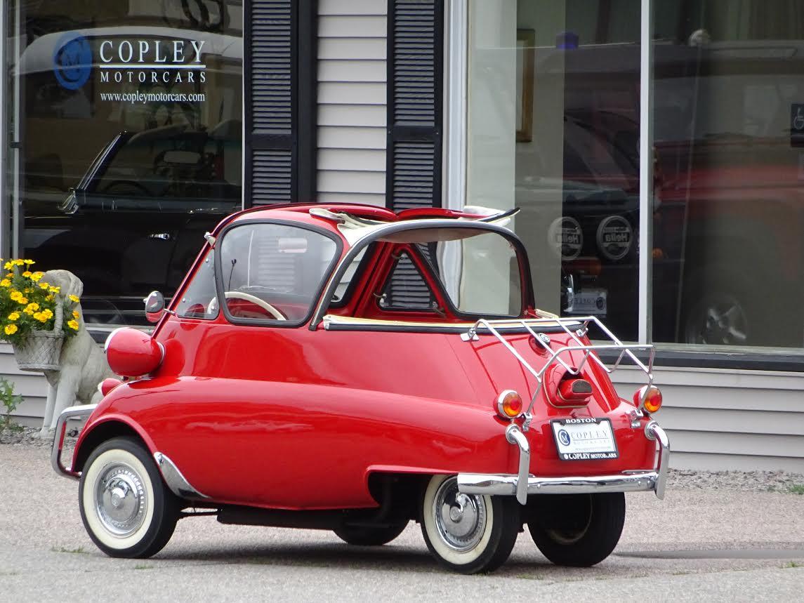 1957 BMW Isetta Convert Copley Motorcars