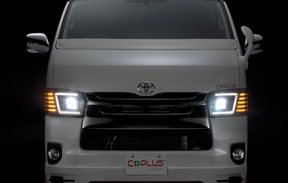 PLATINUM LED HEAD LAMP for HIACE