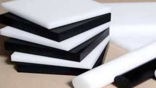 Natural and Black Acetal Copolymer sheet and rod