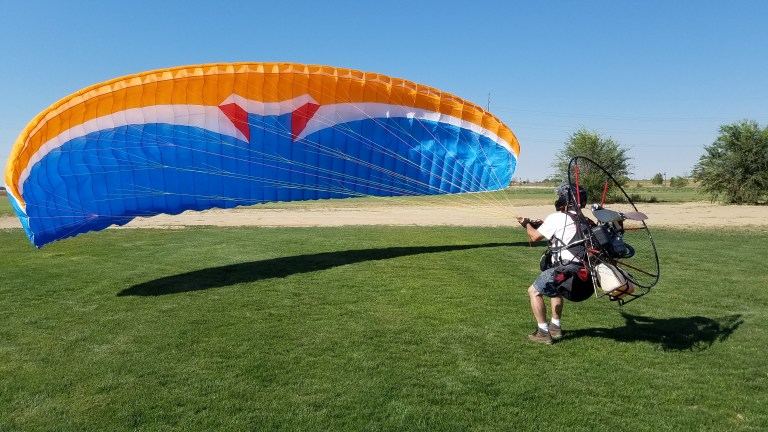 About Us - Colorado Powered Paragliding