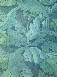 w 1873 Acanthus Wallpaper