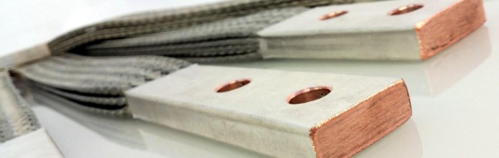 Flexible Copper Braid Busbars