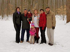 Emma D's lovely family