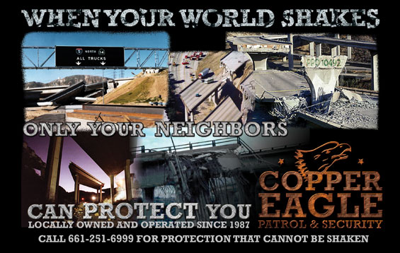 Home security Newhall | Copper Eagle Patrol and Security | You can count on us!