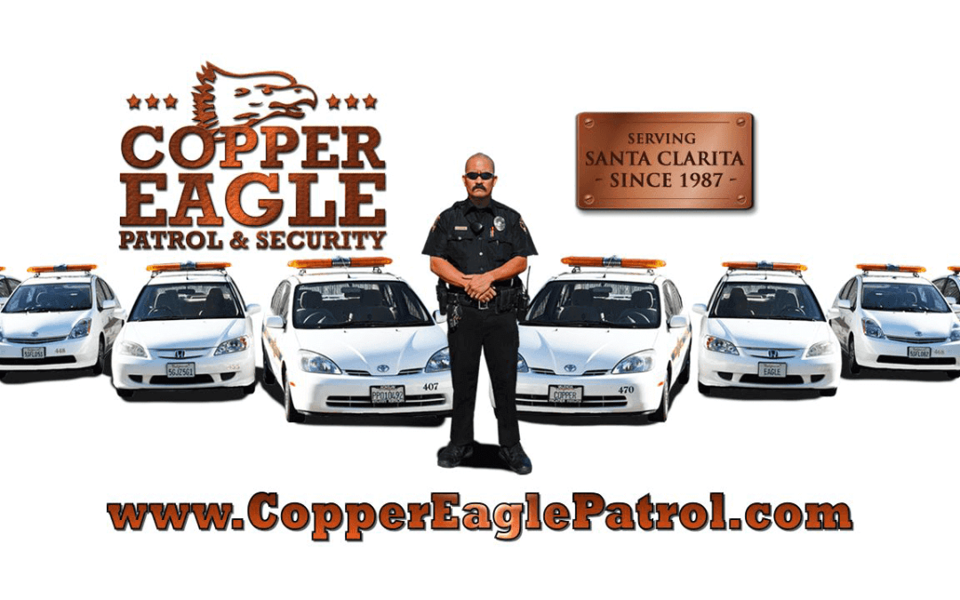 Copper Eagle SCV – Stay Safe Feel Safe