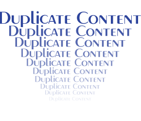 Duplicate Content – A Bad Thing or Not?