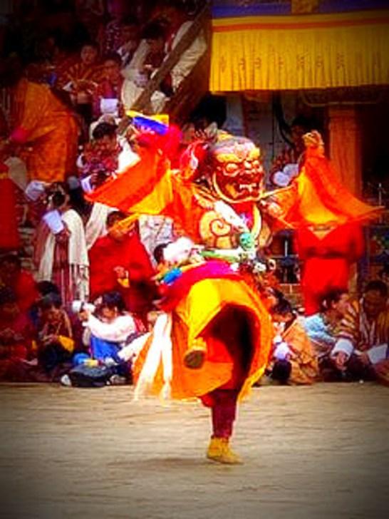 5-1.5 Bhu Lama Dance