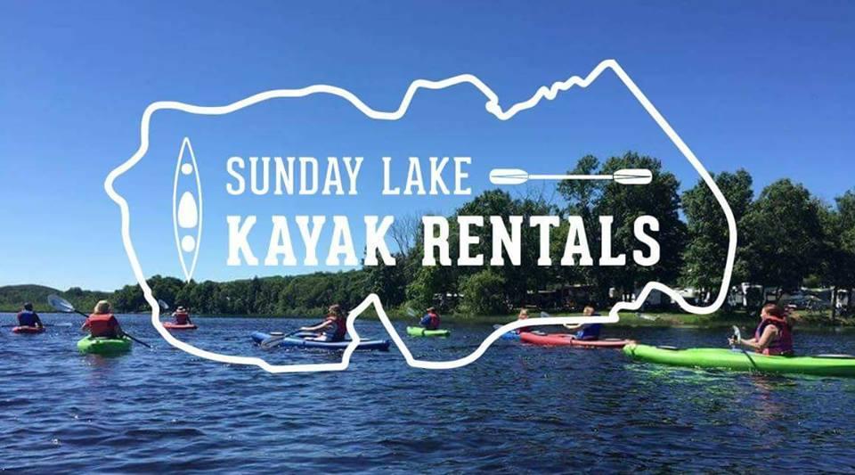 Sunday Lake Kayak Rentals