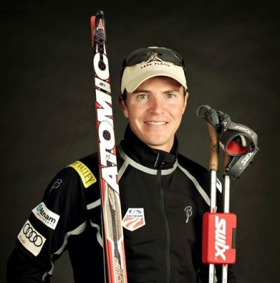 Billy Demong, Fundraising Co-Chair & Executive Director of USA Nordic