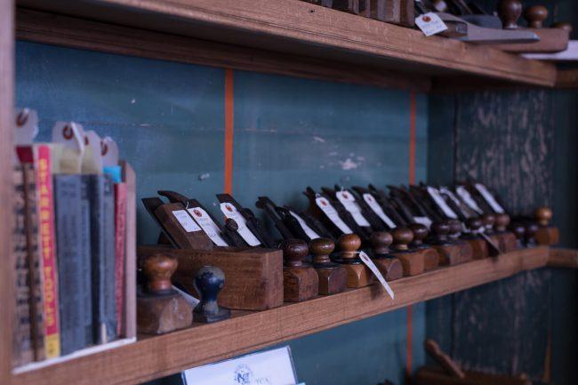Dutch Lady Antiques Tools