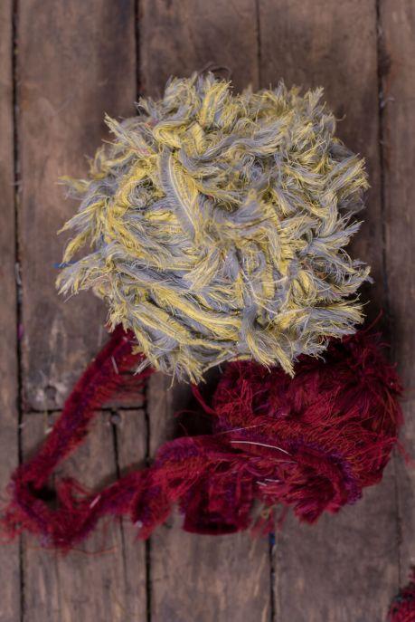 Lera's Rugs Balls of Fabric