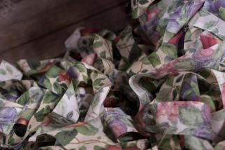 Lera's Rugs Fruit Fabric Strips