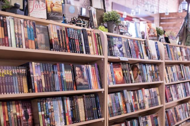 Light of Grace Bookstore Fiction Books
