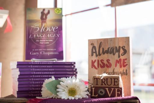 Light of Grace Bookstore Love Decor and Books
