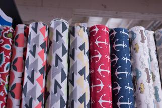 Market Street Fabric Co Heavy Cloth Prints