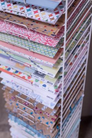 Market Street Fabric Co Scrapbooking Cardstock