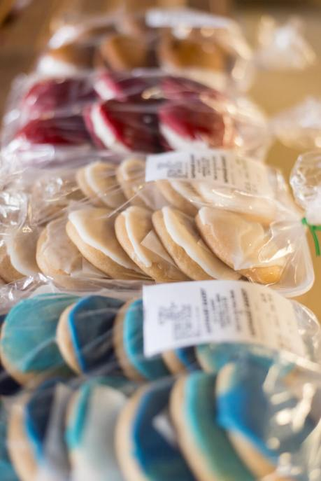 Nappanee Bakery Buttermilk Cookies