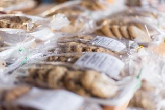 Nappanee Bakery Peanut Butter Cookies
