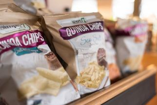 Nappanee Bakery Quinoa Chips