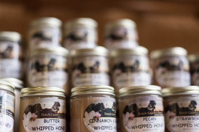 Nappanee Bakery Whipped Honey