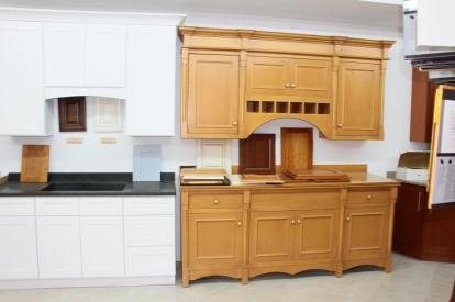 New Coppes Nappanee Cabinet
