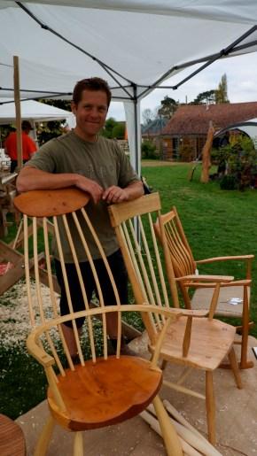 A Proud Chair Maker