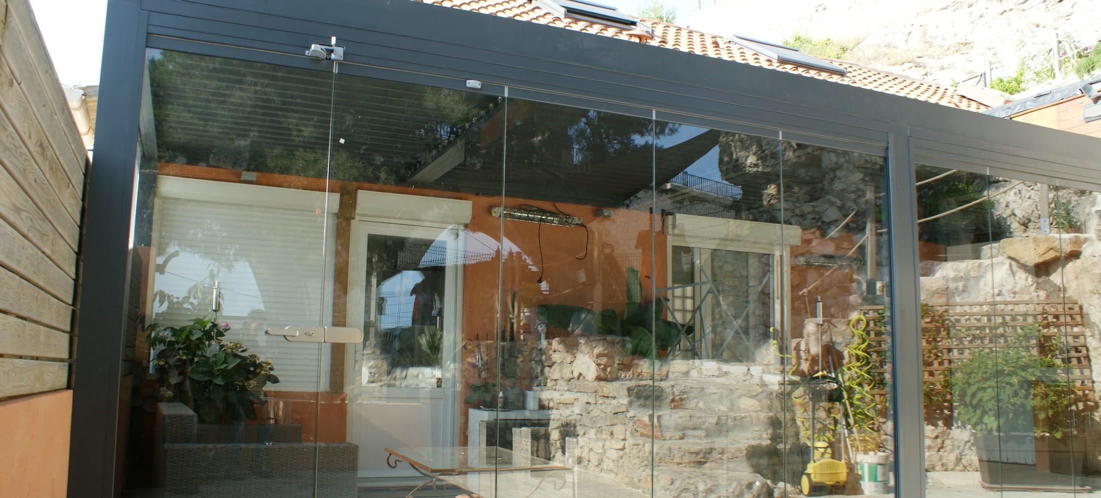 rideau de verre marseille 13016