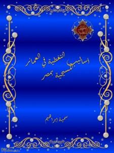 غلاف أساليب التغطية في العمائر المسيحية بمصر - سمية إبراهيم.jpg