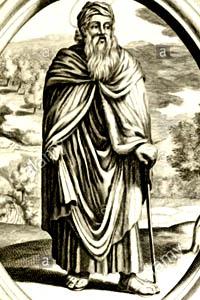 العلامة بنتينوس السكندري