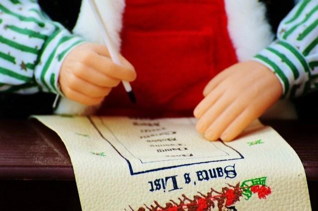 enchanted Christmas visits