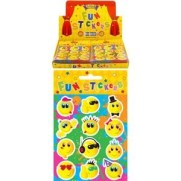 emoji stickers party favours