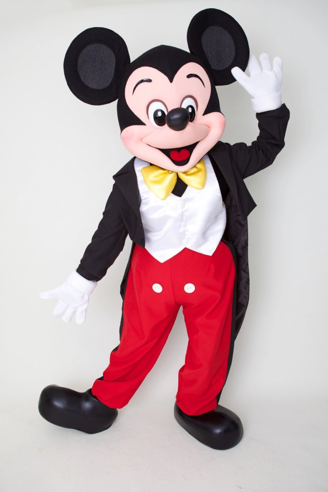 mouse character visits