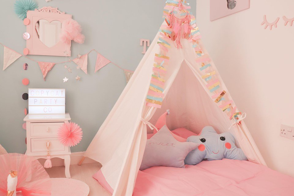 tipi party picture, pastel coloured tipi, tipi themed party ideas, faqs tipi parties