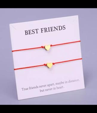 two best friends bracelets