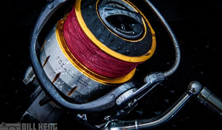 spinning reel