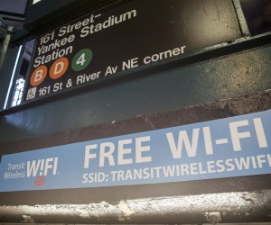 Observation needs for Public Wi-Fi in China