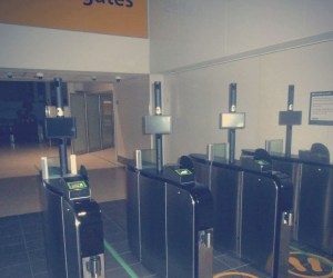 Flap Barrier System new Security Equipment in Industry