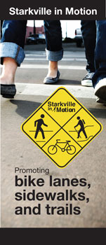 Starkville In Motion Brochure Cover