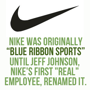 Nike Product Naming