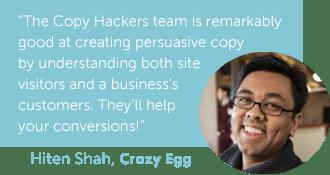 Hiten Shah Copy Hackers