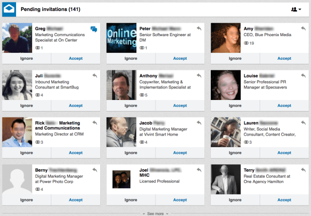 People You May Know LinkedIn