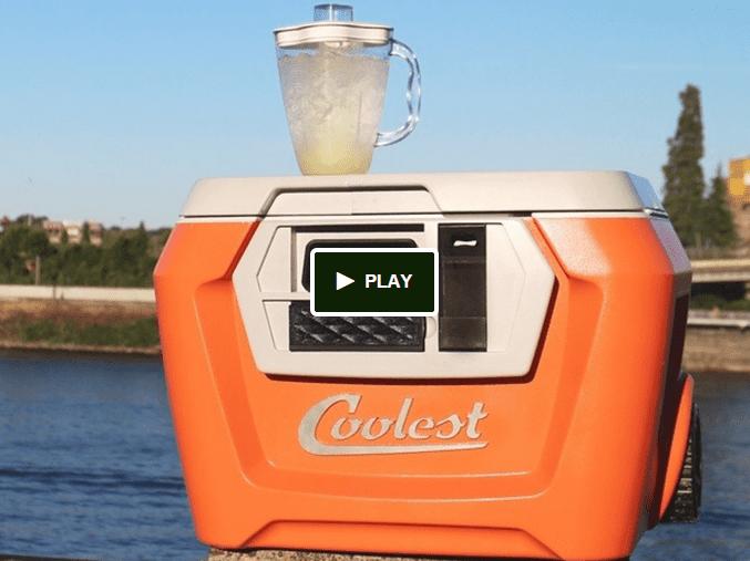 Coolest Cooler Product Shot Video Thumbnail