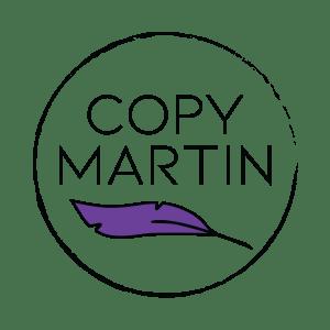 Circular Copy Martin Logo purple