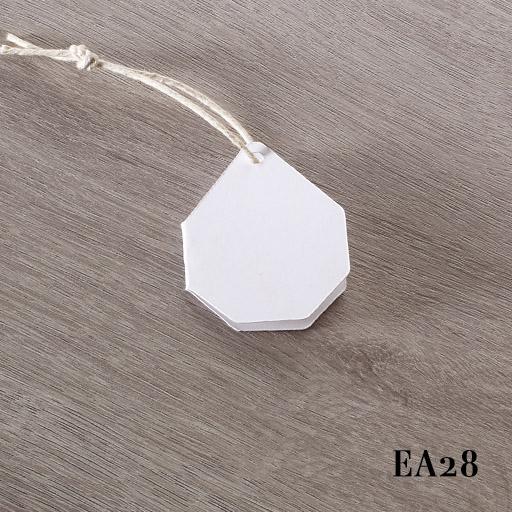 Etiqueta EA28  8X5cm Aberta (Fechada A 4X5cm)