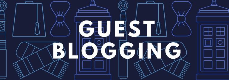 Guest Blogging Header